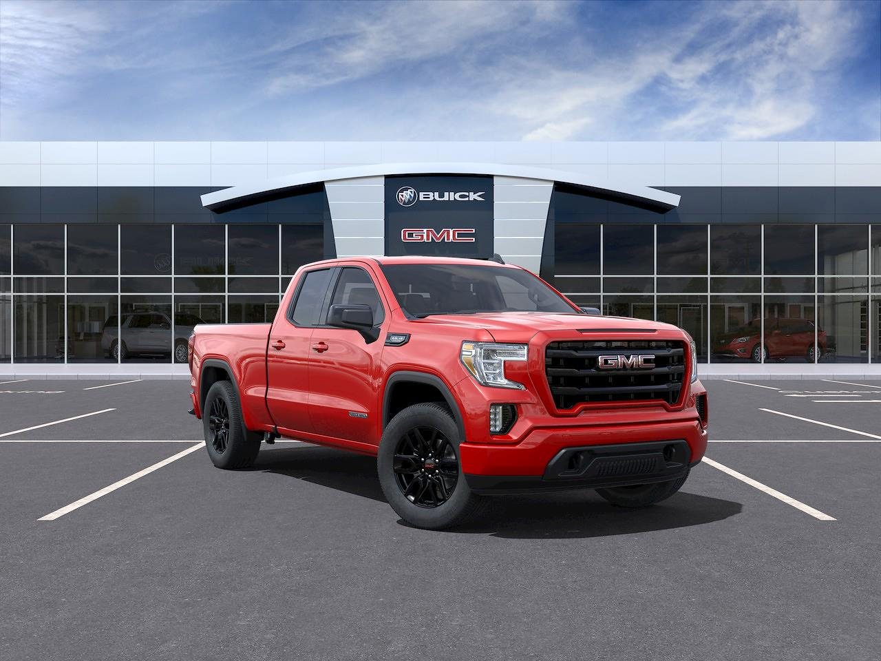 2021 GMC Sierra 1500 Double Cab 4x2, Pickup #216851 - photo 1