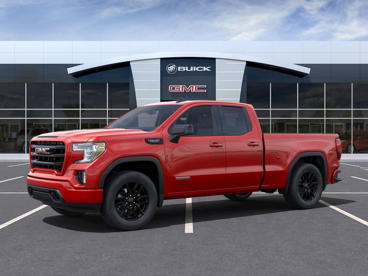 2021 GMC Sierra 1500 Double Cab 4x2, Pickup #216851 - photo 3
