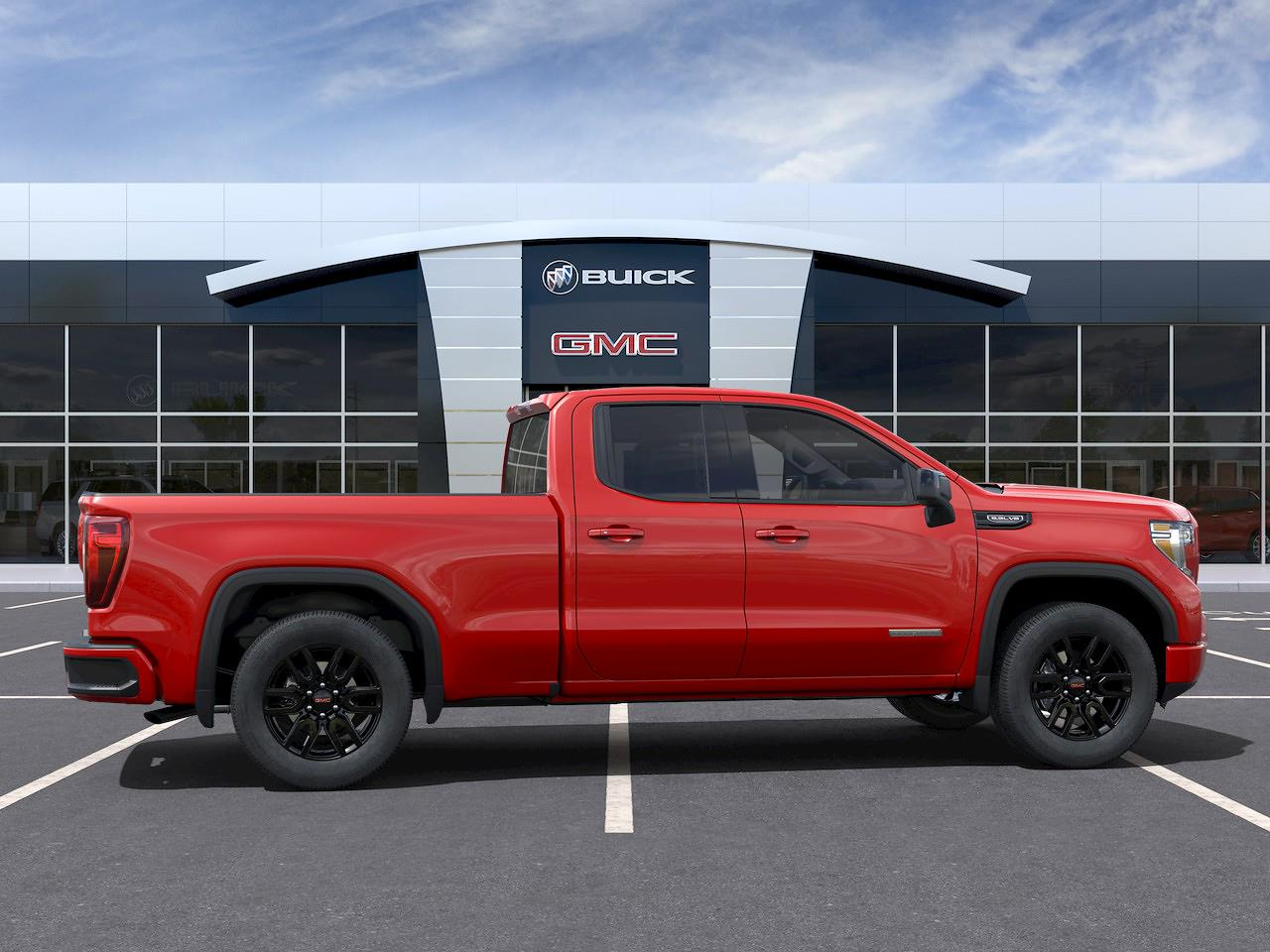 2021 GMC Sierra 1500 Double Cab 4x2, Pickup #216851 - photo 5