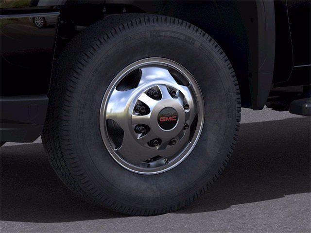 2021 GMC Sierra 3500 Crew Cab 4x4, Pickup #216856 - photo 7