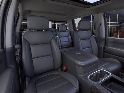 2021 GMC Sierra 3500 Crew Cab 4x4, Pickup #216856 - photo 13