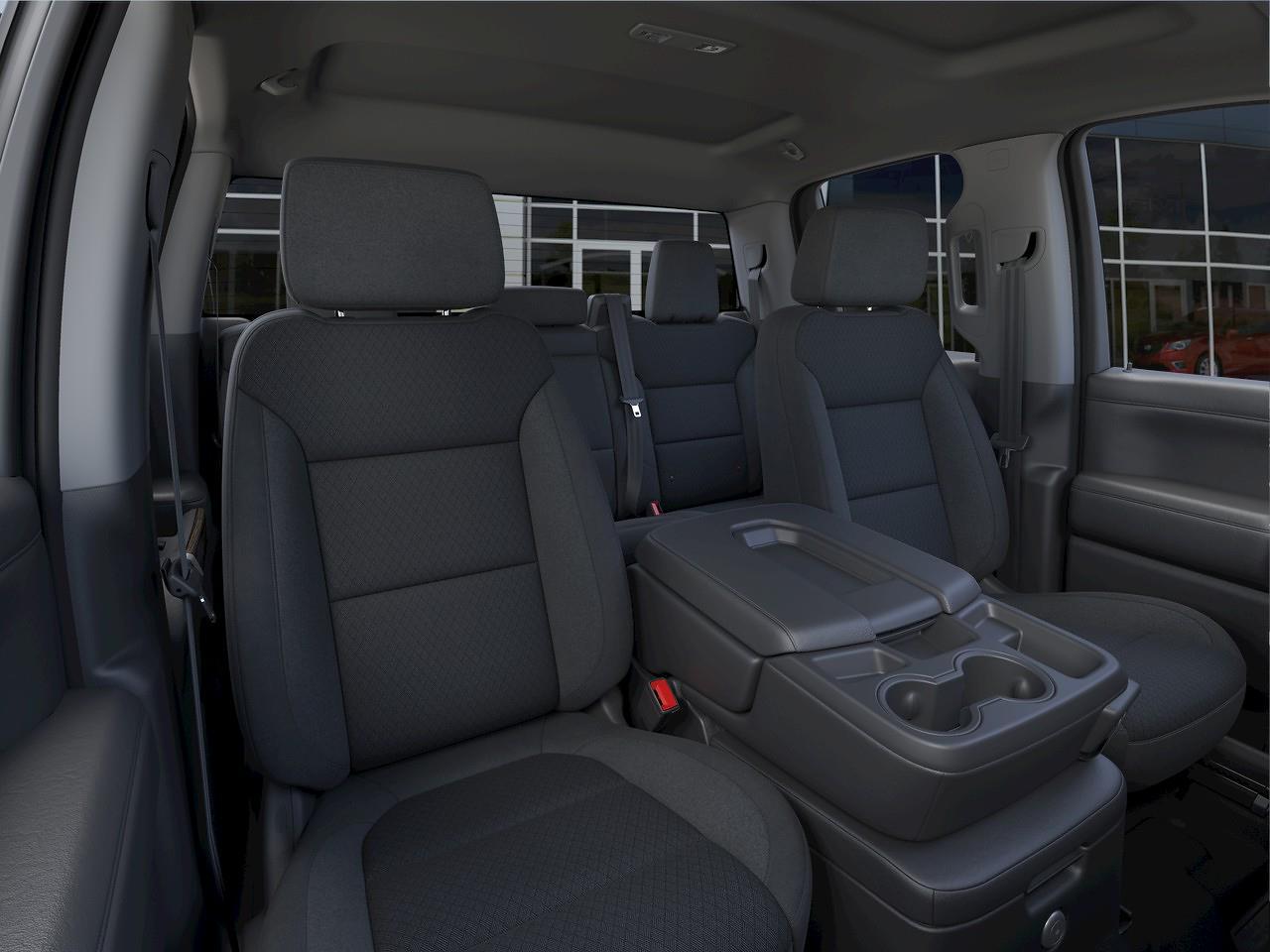 2021 GMC Sierra 1500 Double Cab 4x4, Pickup #216870 - photo 13