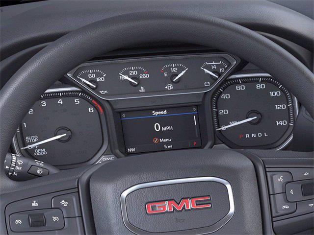 2021 GMC Sierra 1500 Regular Cab 4x4, Pickup #216917 - photo 15