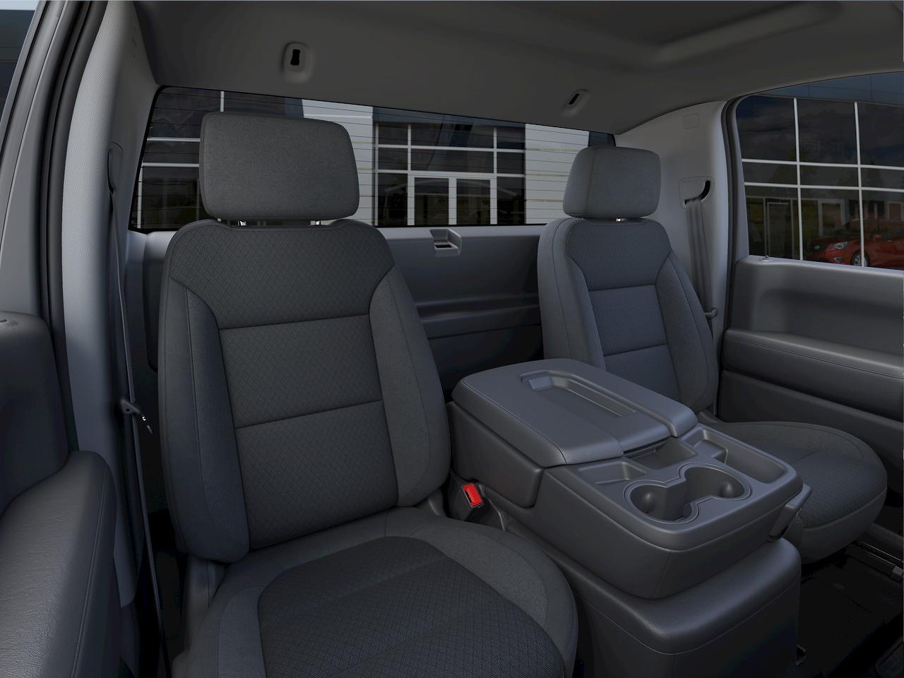 2021 GMC Sierra 1500 Regular Cab 4x4, Pickup #216917 - photo 33