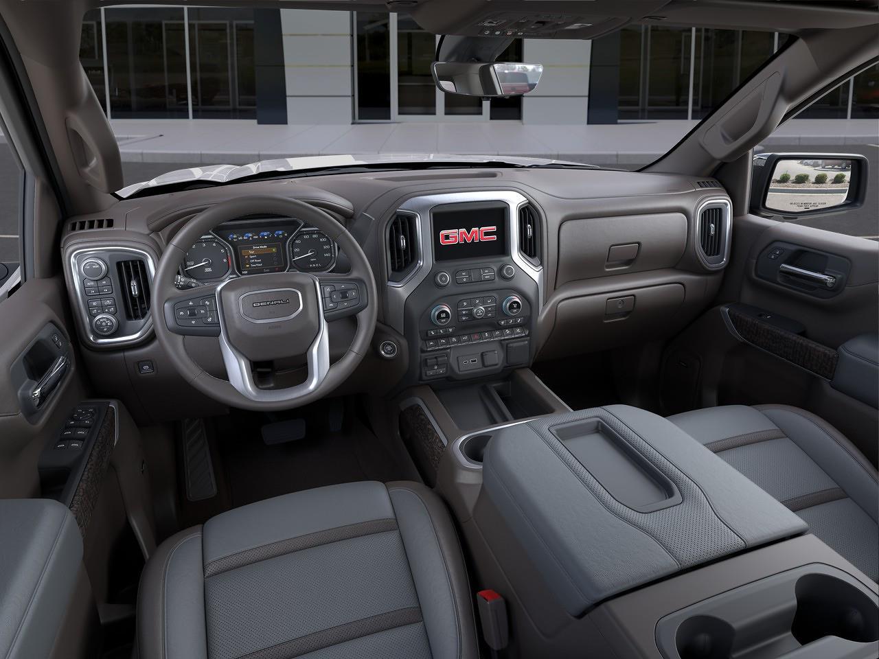 2021 GMC Sierra 1500 Crew Cab 4x4, Pickup #217054 - photo 12