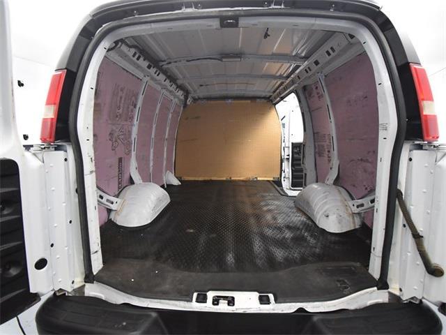 2014 Chevrolet Express 3500 4x2, Empty Cargo Van #CD00121 - photo 1