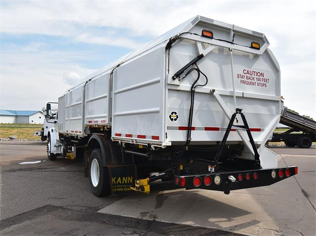 2015 Freightliner M2 106 4x2, Garbage Body #CE00121 - photo 1