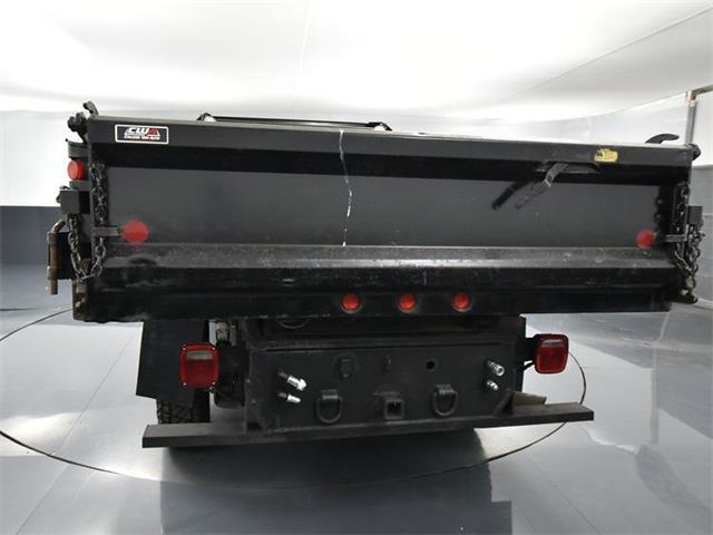 2009 Chevrolet Silverado 3500 Regular Cab 4x4, Dump Body #CE00721 - photo 1