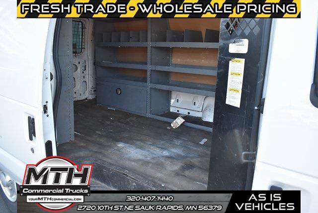 2014 Ford E-350 4x2, Upfitted Cargo Van #CF00321 - photo 1