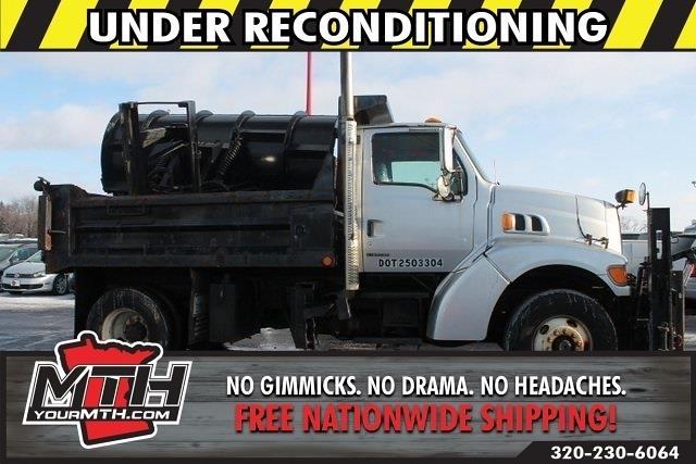 2001 Sterling Truck 4x2, Dump Body #CK00217B - photo 1