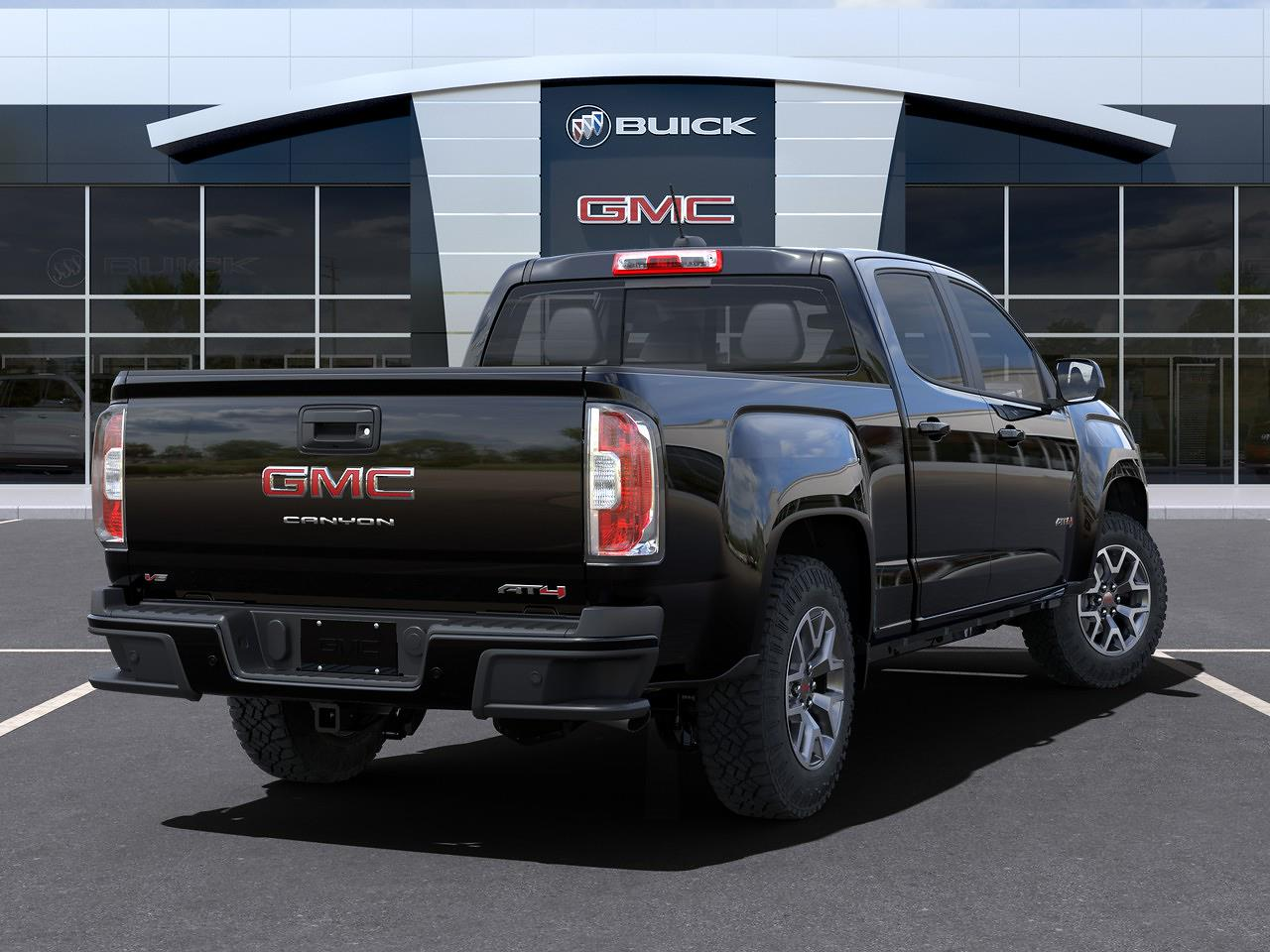 2021 GMC Canyon Crew Cab 4x4, Pickup #272109 - photo 2