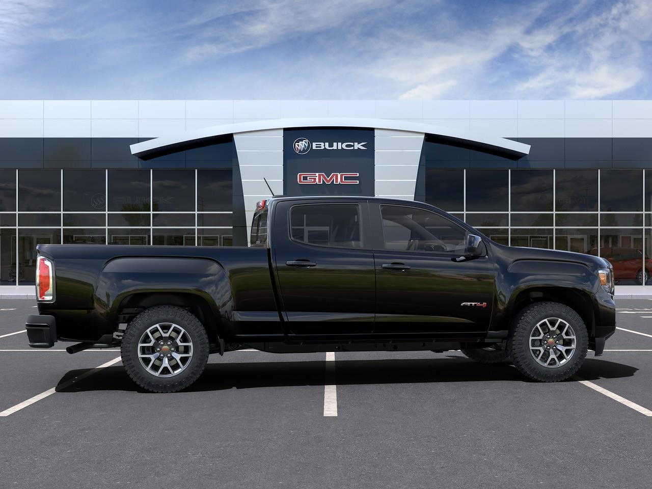 2021 GMC Canyon Crew Cab 4x4, Pickup #272109 - photo 5