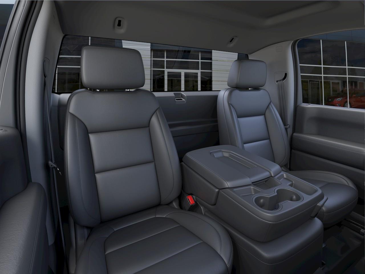2021 GMC Sierra 1500 Regular Cab 4x4, Pickup #389460 - photo 13