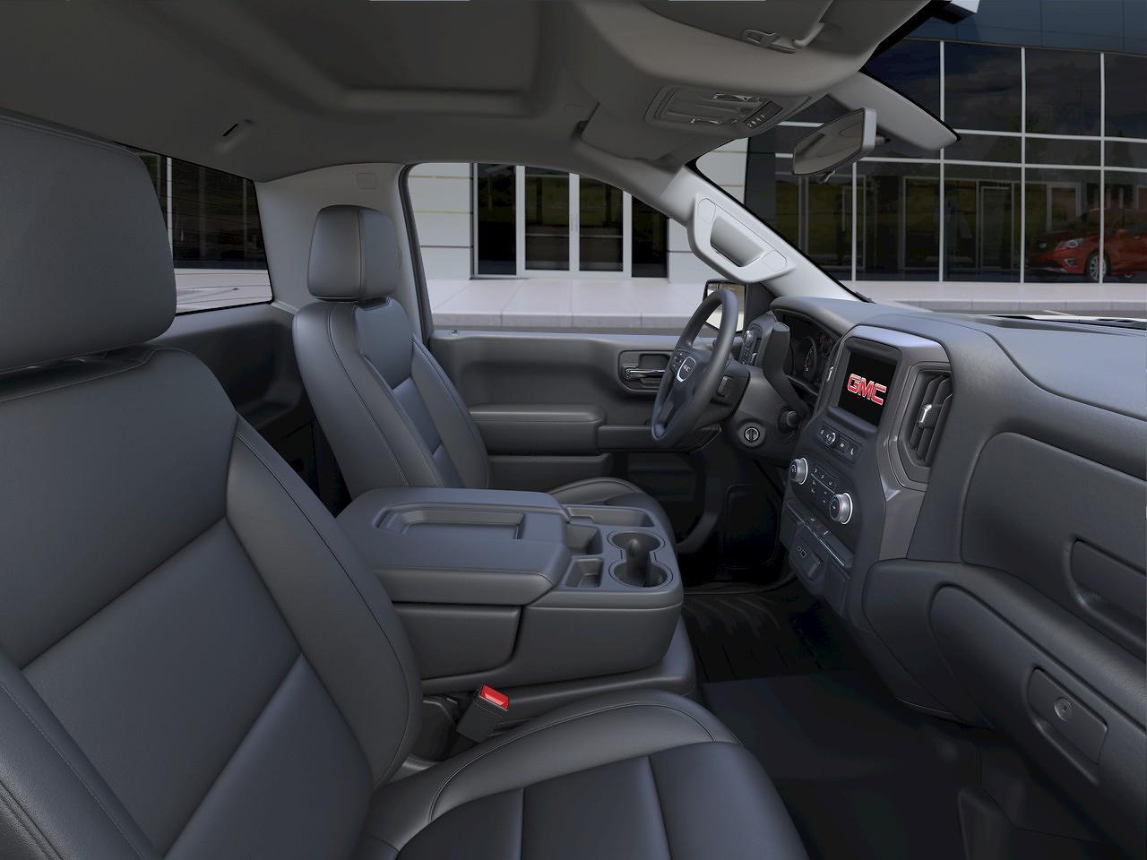 2021 GMC Sierra 1500 Regular Cab 4x4, Pickup #389460 - photo 14