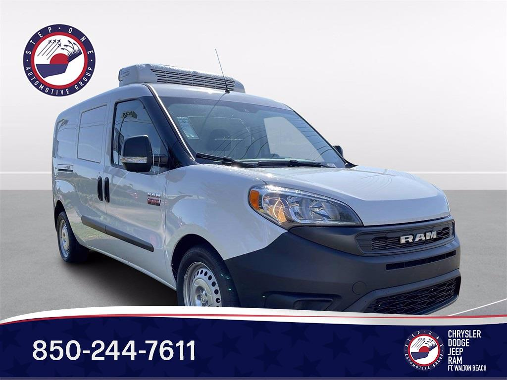 2021 Ram ProMaster City FWD, Thermo King Refrigerated Body #AM6S87818 - photo 1