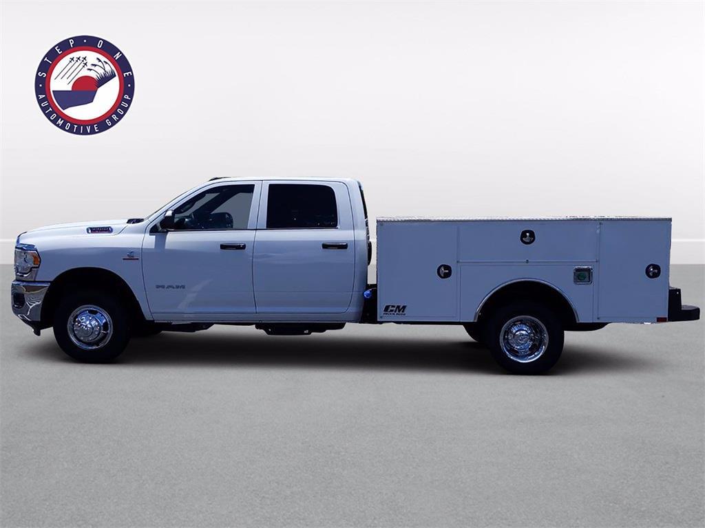 2021 Ram 3500 Crew Cab DRW 4x4, CM Truck Beds Dump Body #AMG590506 - photo 1