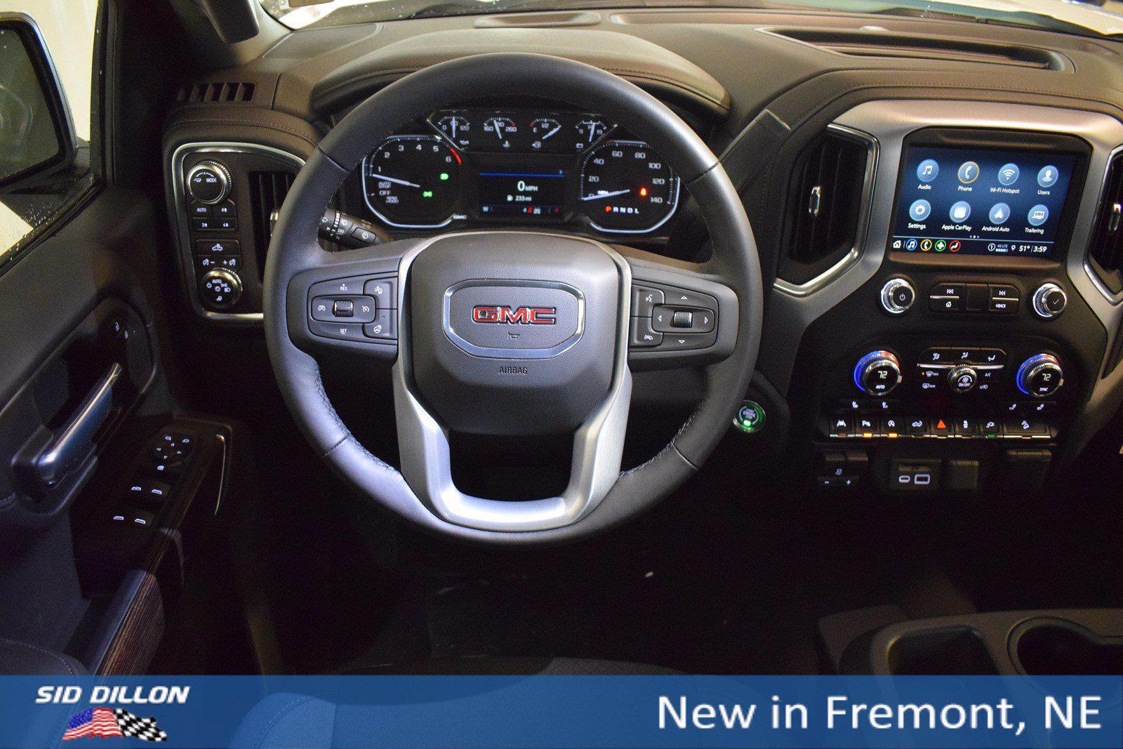 2021 GMC Sierra 1500 Crew Cab 4x4, Pickup #2G21577 - photo 6