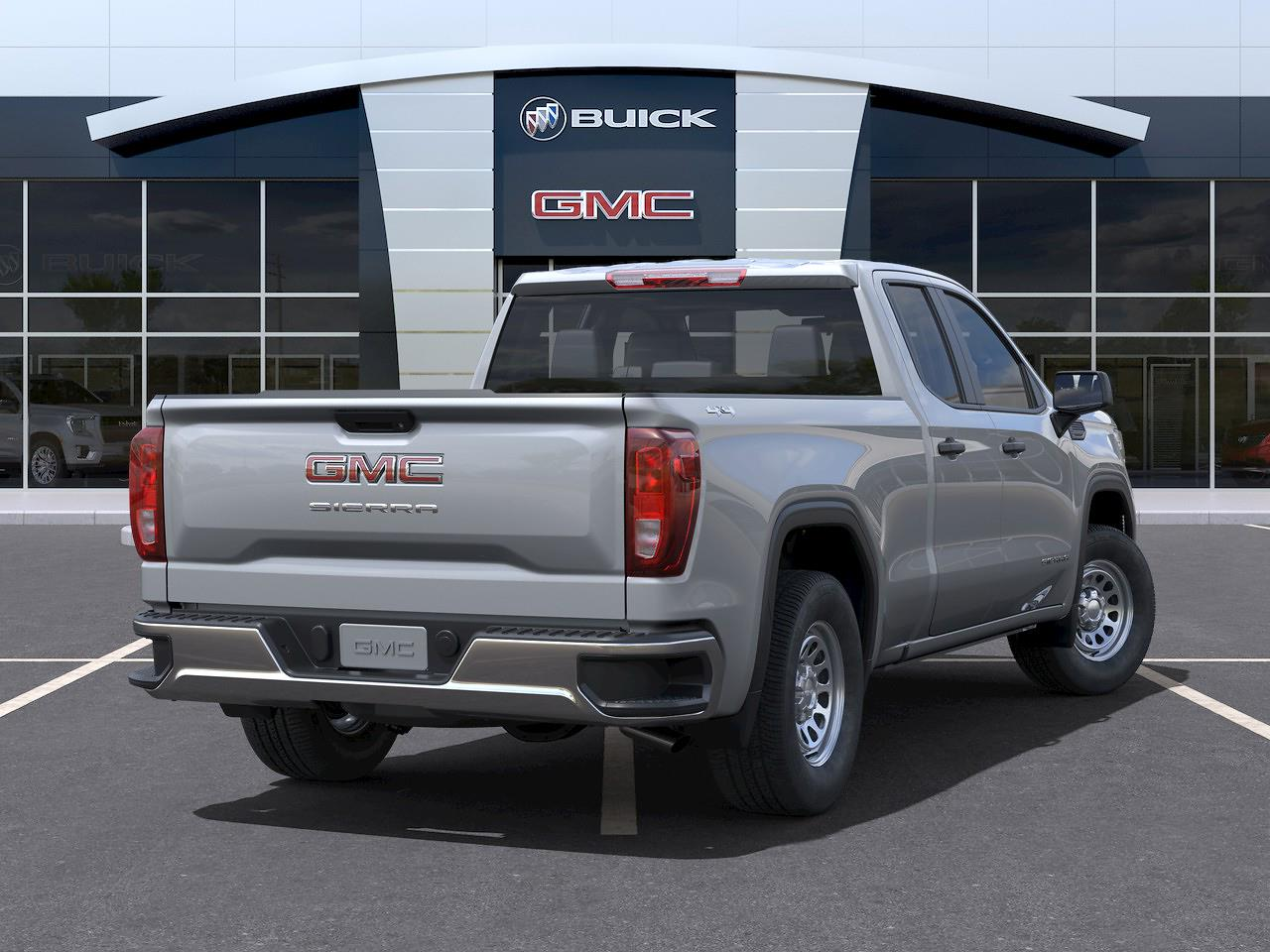 2021 GMC Sierra 1500 Double Cab 4x4, Pickup #416049 - photo 2