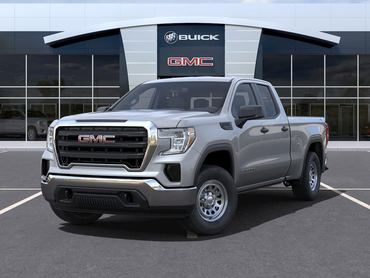 2021 GMC Sierra 1500 Double Cab 4x4, Pickup #416049 - photo 6