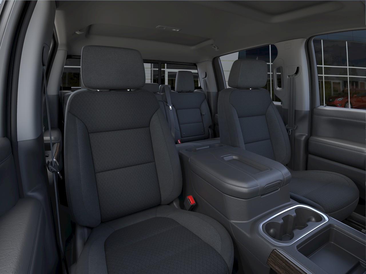 2021 GMC Sierra 1500 Crew Cab 4x4, Pickup #416058 - photo 33