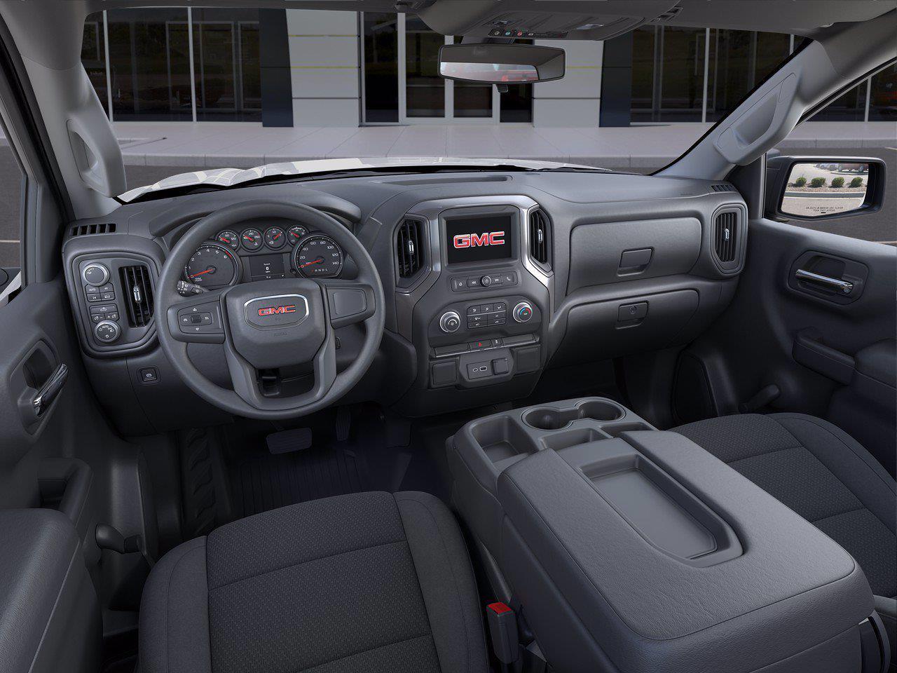 2021 GMC Sierra 1500 Regular Cab 4x4, Pickup #416065 - photo 12