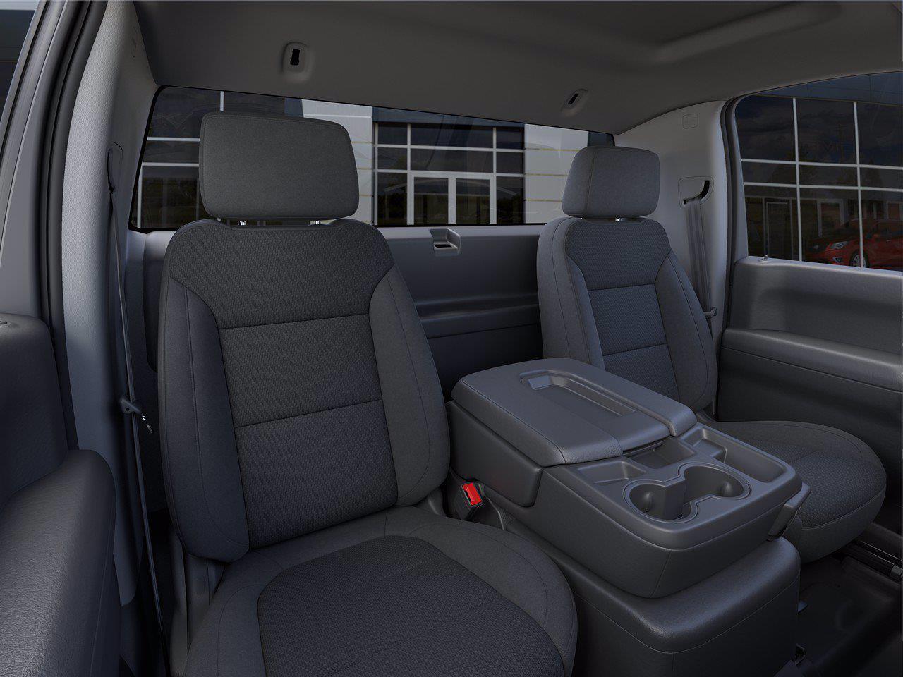 2021 GMC Sierra 1500 Regular Cab 4x4, Pickup #416065 - photo 13
