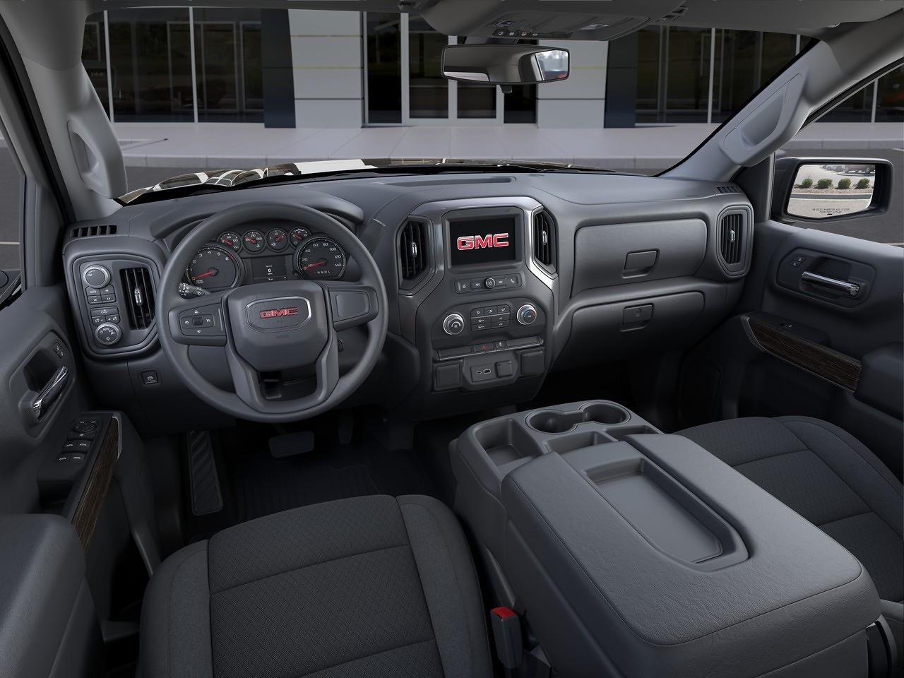 2021 GMC Sierra 1500 Double Cab 4x4, Pickup #416068 - photo 12