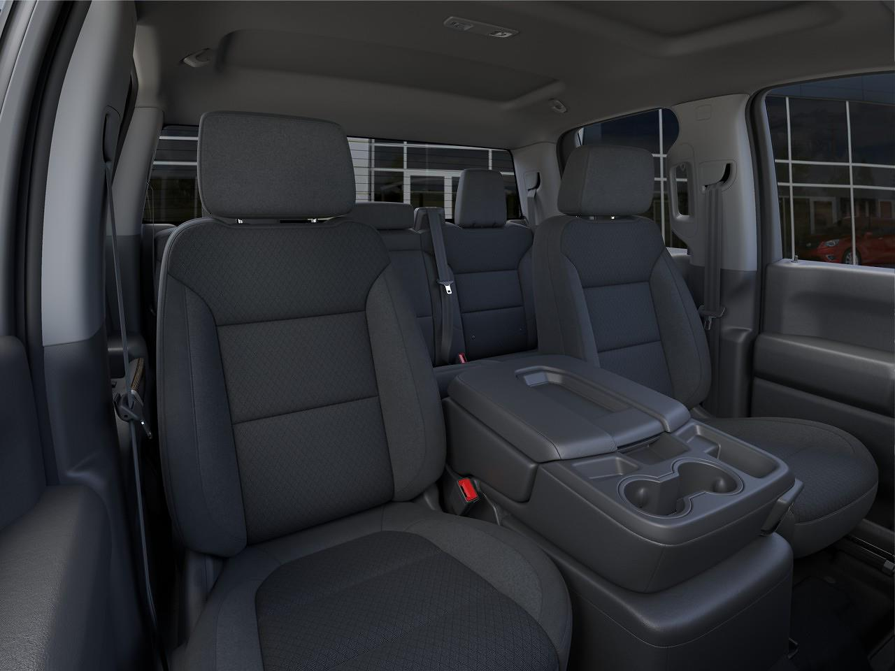 2021 GMC Sierra 1500 Double Cab 4x4, Pickup #416068 - photo 13