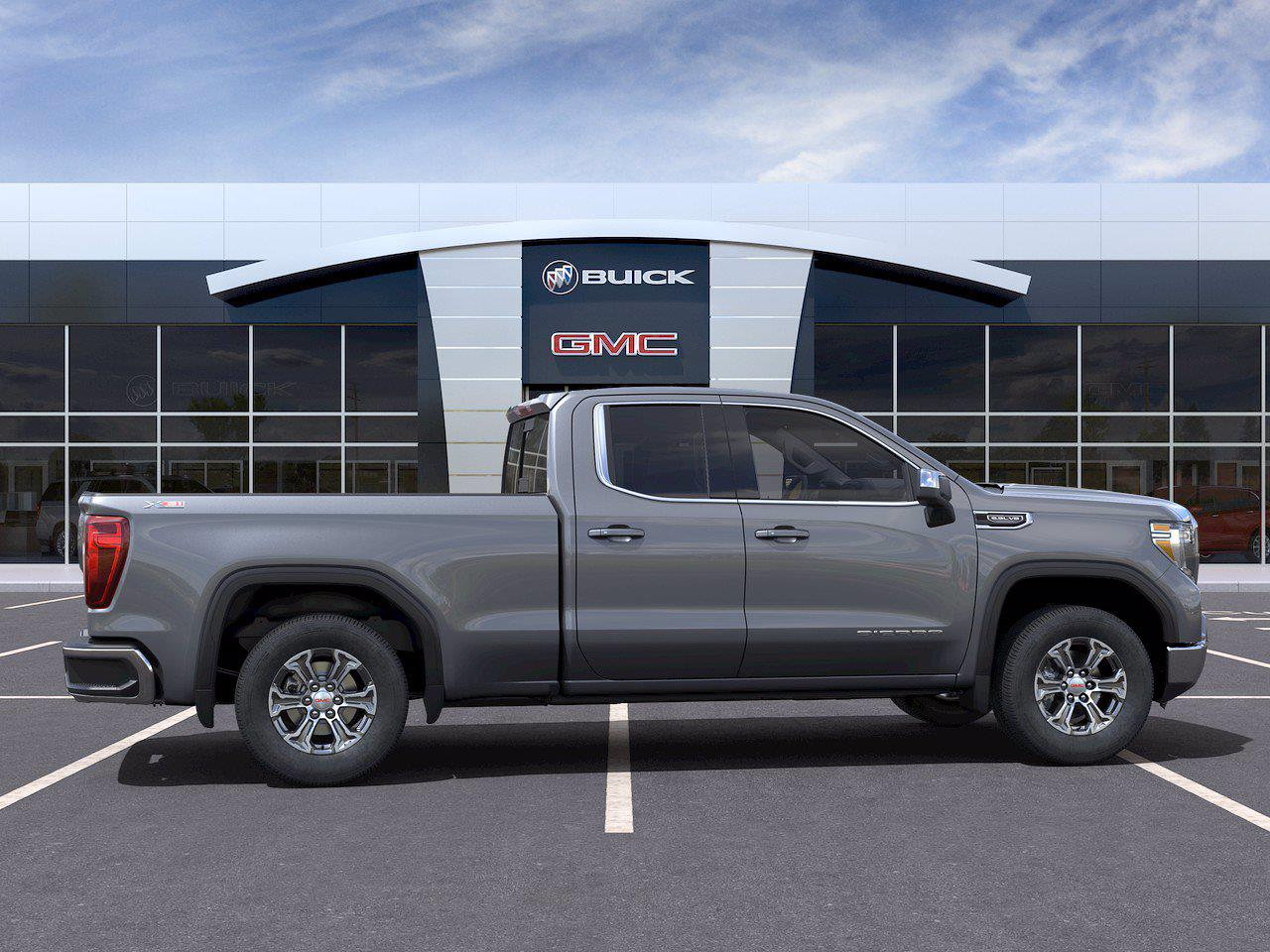 2021 GMC Sierra 1500 Double Cab 4x4, Pickup #416078 - photo 5
