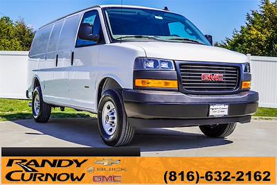 2021 GMC Savana 2500 4x2, Empty Cargo Van #5811 - photo 1