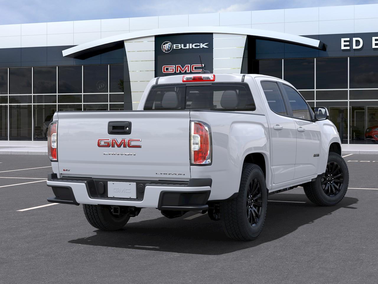 2021 GMC Canyon Crew Cab 4x4, Pickup #413202 - photo 2