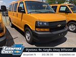 2019 Chevrolet Express 3500 4x2, Passenger Wagon #F19105 - photo 1