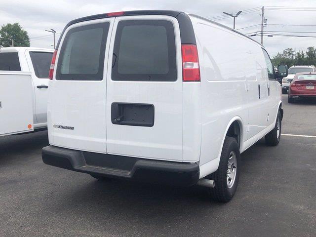 2021 Chevrolet Express 2500 4x2, Empty Cargo Van #T21225 - photo 2