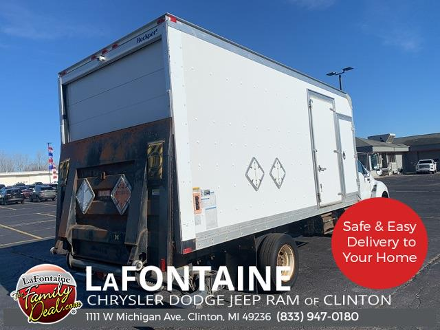 2012 Ford F-650 Regular Cab DRW 4x2, Dry Freight #0N920P - photo 1