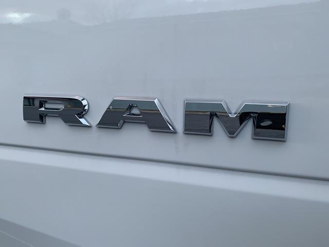 2020 Ram 5500 Regular Cab DRW 4x4,  Knapheide Aluminum PGNB Gooseneck Platform Body #20N792 - photo 11