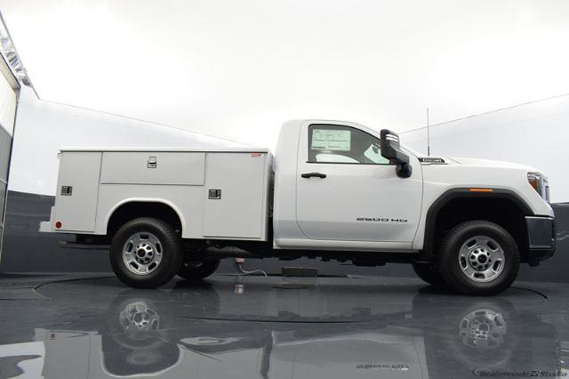 2020 GMC Sierra 2500 Regular Cab 4x4, Service Body #T201519 - photo 12