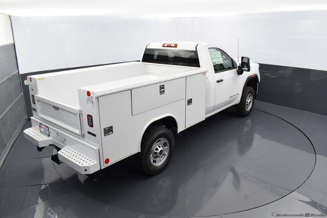 2020 GMC Sierra 2500 Regular Cab 4x4, Service Body #T201519 - photo 22
