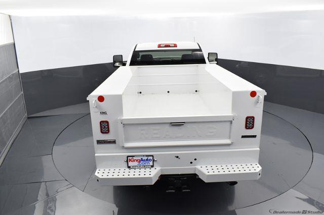 2020 GMC Sierra 2500 Regular Cab 4x4, Service Body #T201519 - photo 23