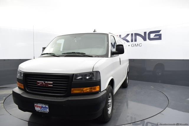 2020 GMC Savana 2500 4x2, Empty Cargo Van #T201622 - photo 1