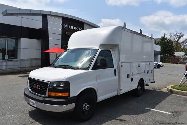 2020 GMC Savana 3500 4x2, Supreme Service Utility Van #T201623 - photo 1