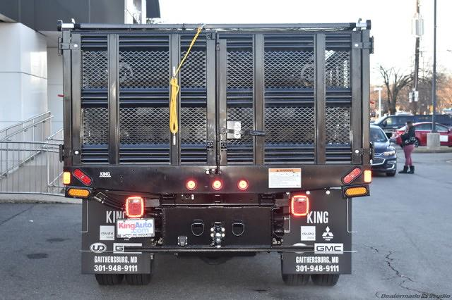 2020 Sierra 3500 Crew Cab 4x4,  Stake Bed #T201631 - photo 5