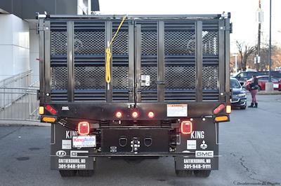 2020 GMC Sierra 3500 Crew Cab 4x4, Stake Bed #T201631 - photo 5