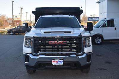 2020 Sierra 3500 Crew Cab 4x4,  Stake Bed #T201631 - photo 3