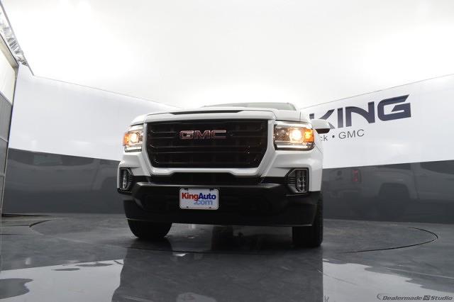 2021 GMC Canyon Crew Cab 4x4, Pickup #T210439 - photo 10