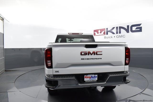 2021 GMC Sierra 1500 Double Cab 4x4, Pickup #T210487 - photo 7