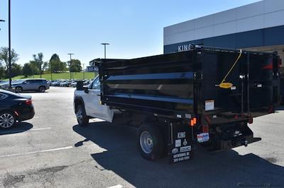2021 Sierra 3500 Regular Cab 4x4,  Dump Body #T210540 - photo 2