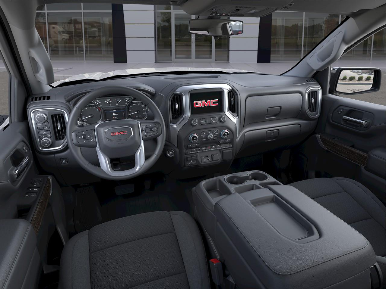 2021 GMC Sierra 1500 Double Cab 4x4, Pickup #Q10227 - photo 31
