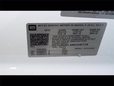 2021 GMC Sierra 1500 Crew Cab 4x4, Pickup #M2795 - photo 8