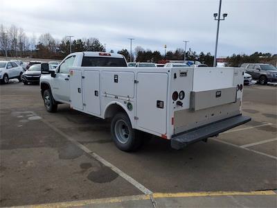 2021 Silverado 3500 Regular Cab 4x4,  Monroe Truck Equipment Service Body #74765 - photo 6