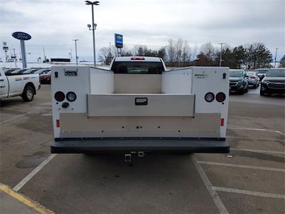 2021 Silverado 3500 Regular Cab 4x4,  Monroe Truck Equipment Service Body #74765 - photo 7